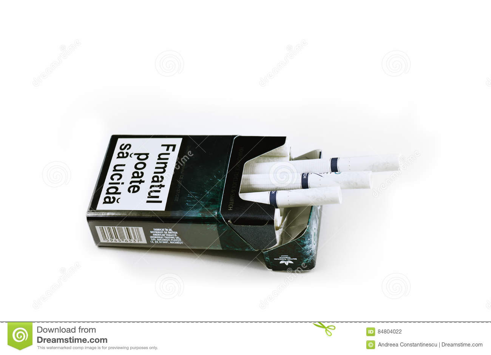 Kent cigarettes editorial photography  Image of damage - 84804022