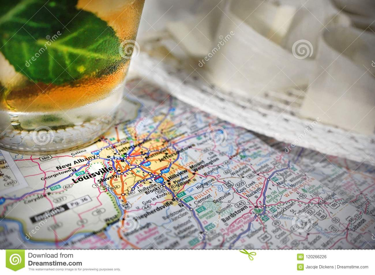 Kentucky Derby stock photo. Image of geography, background - 120266226