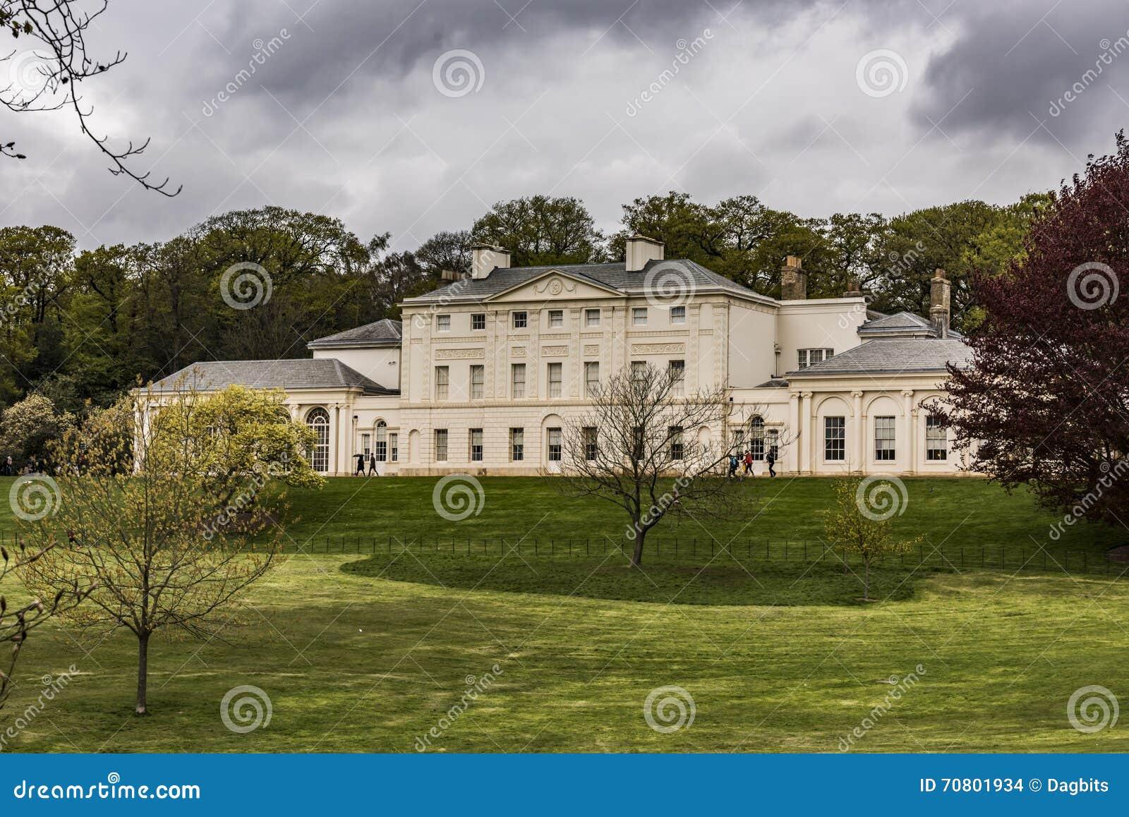 Kenwood hus Hampstead Heath London