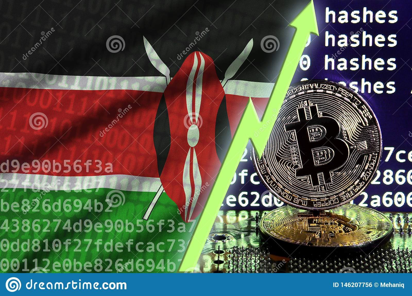 cryptocurrency mining in kenya