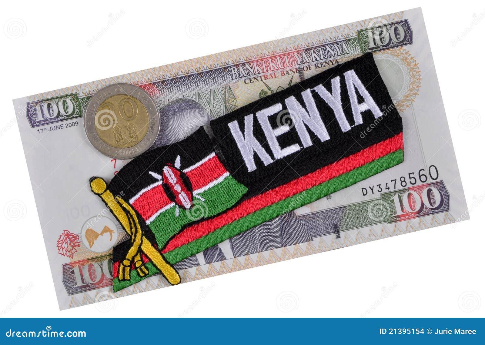 Kenya Shilling. Stock Images