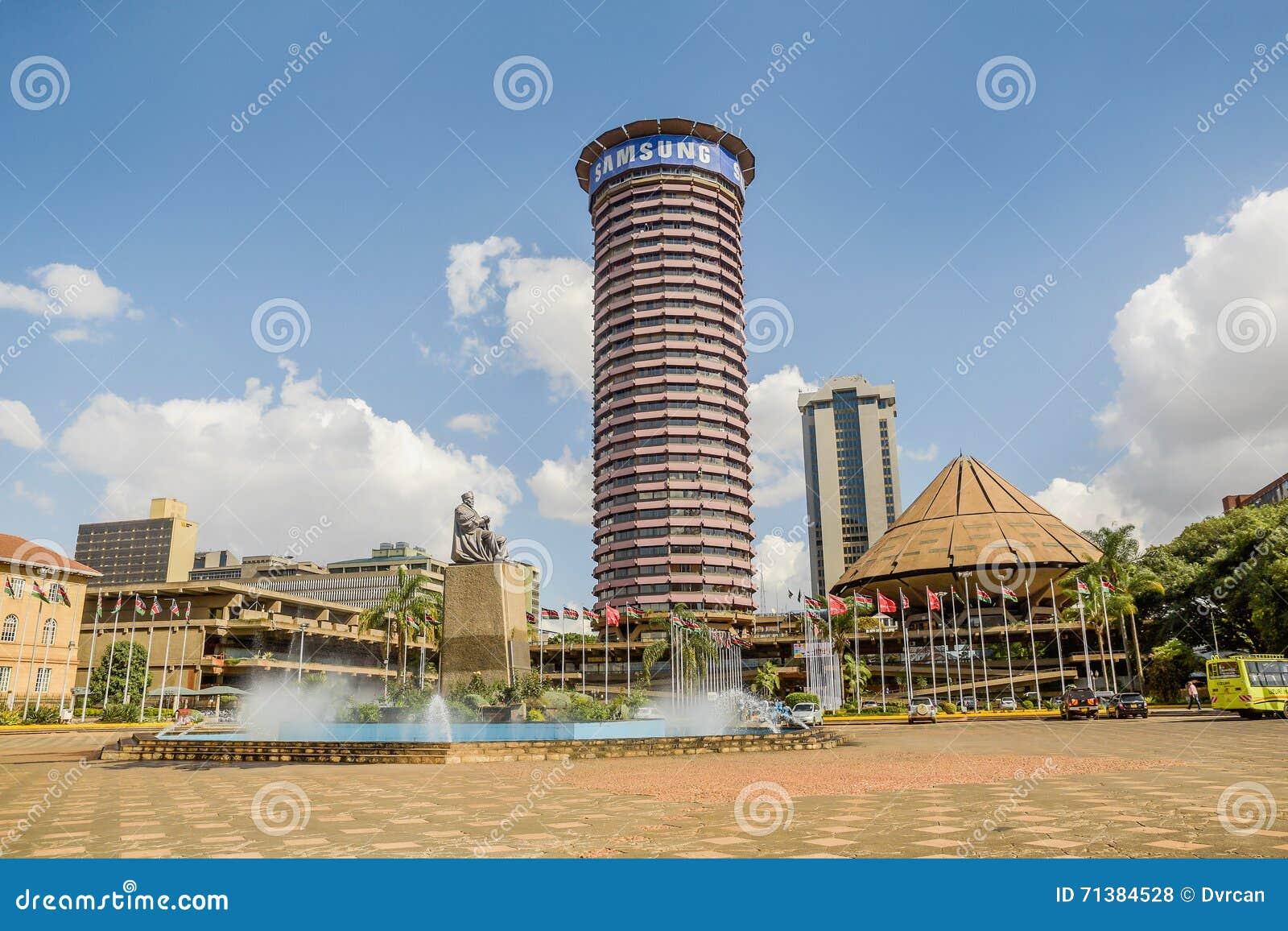 Kenyatta International Conference Centre à Nairobi, Kenya