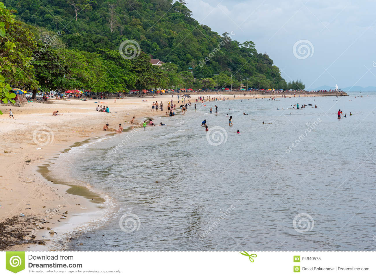 Download Kep Beach editorial image. Image of cambodia, cambodian - 94940575