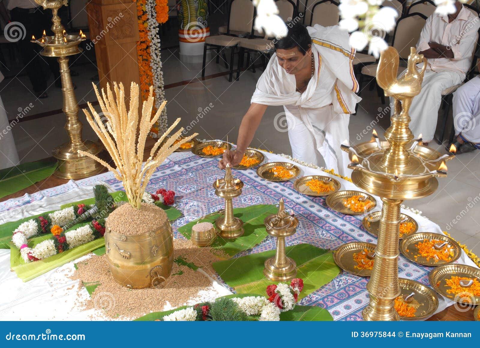 Indian Ethnic Home Decor Ideas A Kerala Wedding Flower Decoration Editorial Stock Image