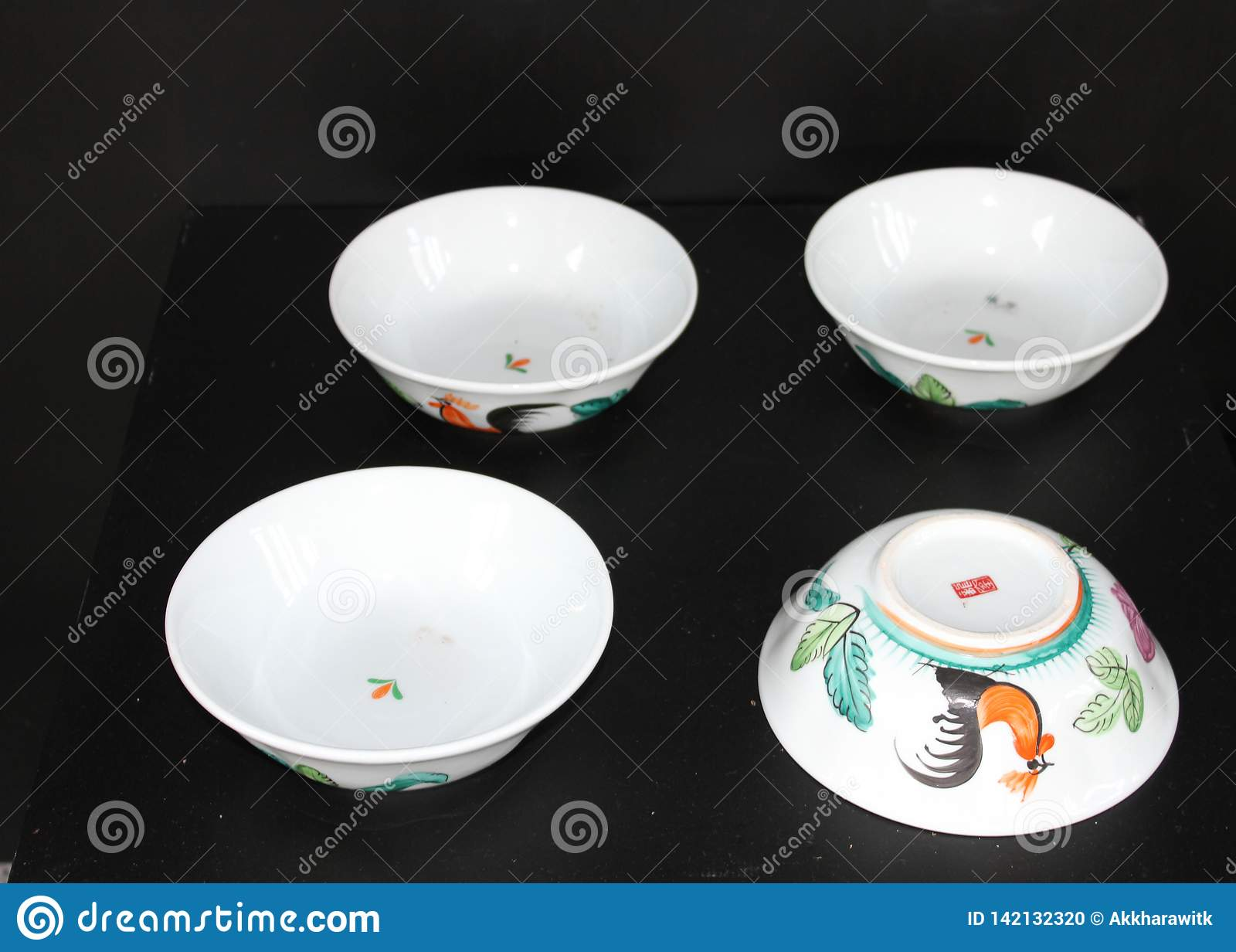 Keramik av Thailand