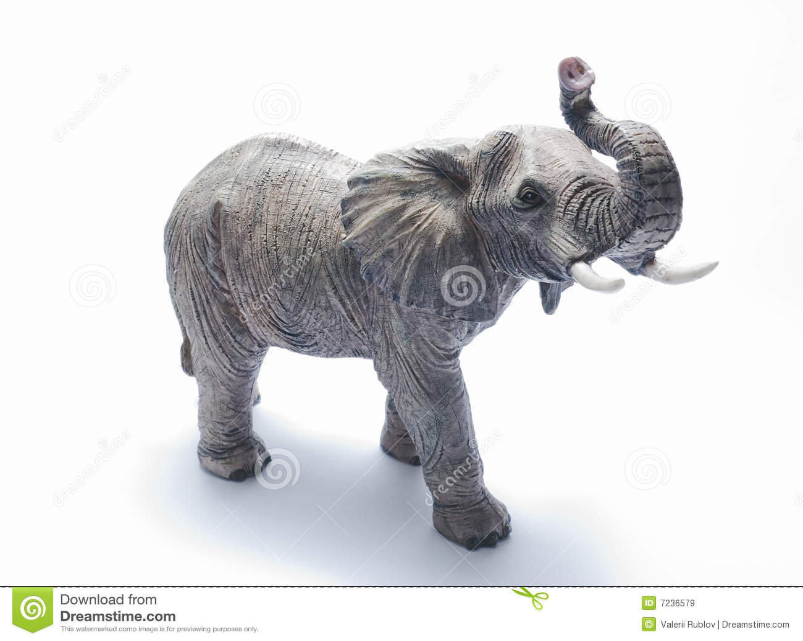 Keramischer Elefant