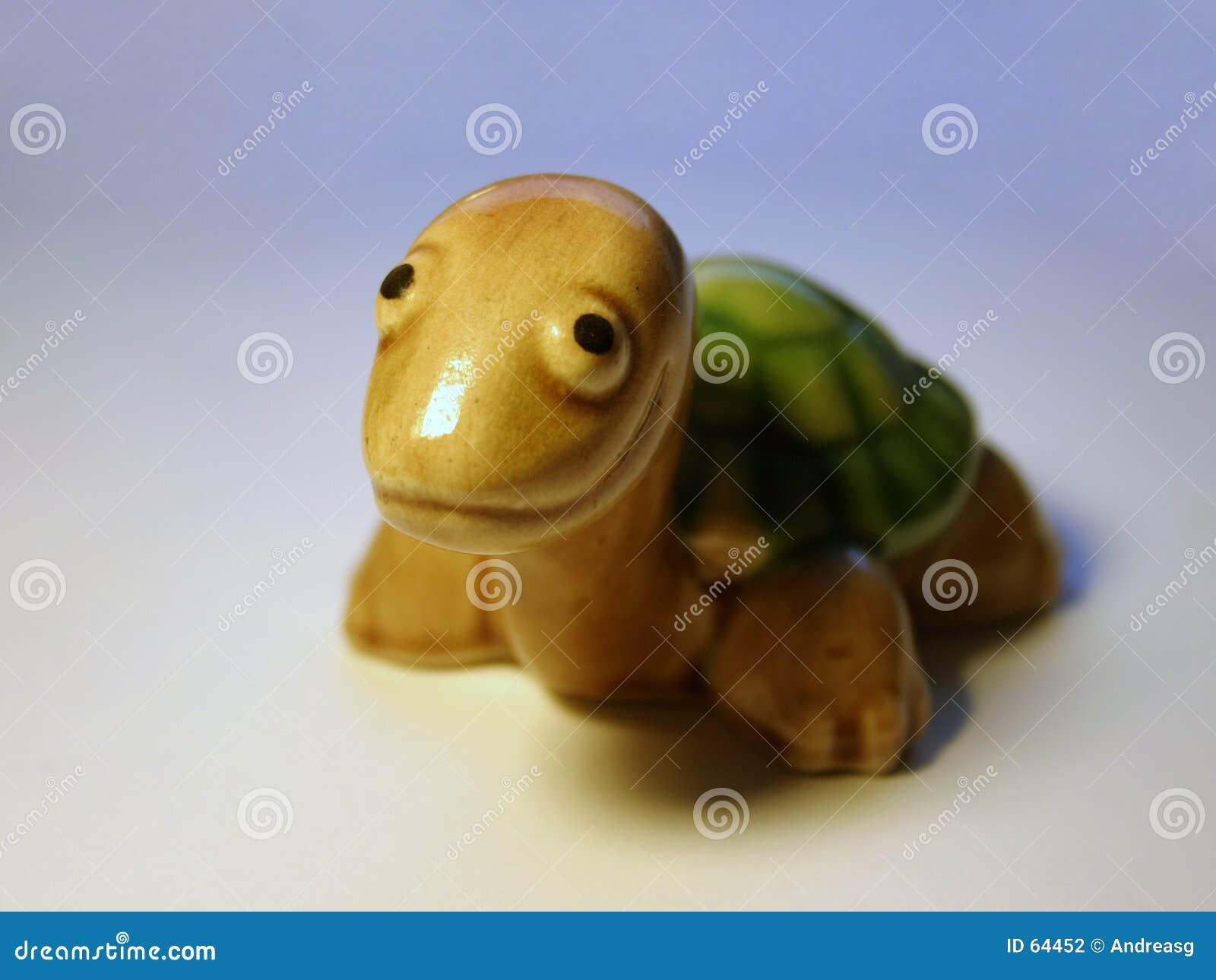 Keramisk sköldpadda