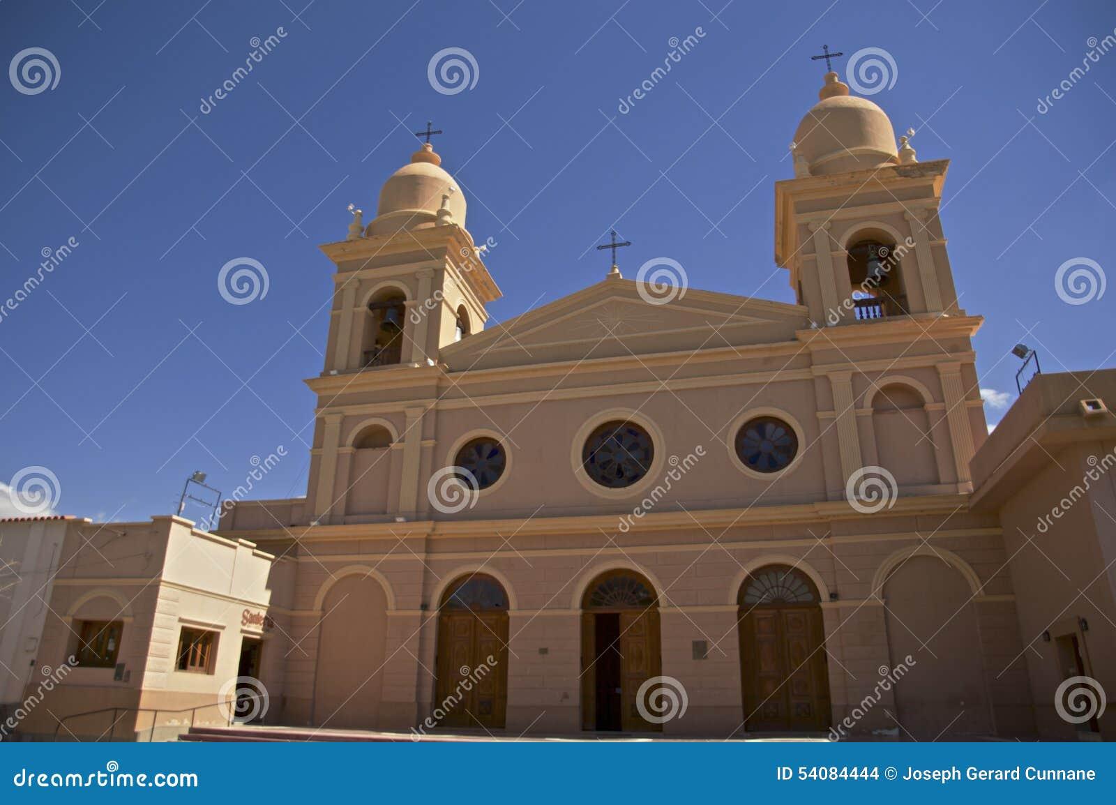Kerk in Cafayate