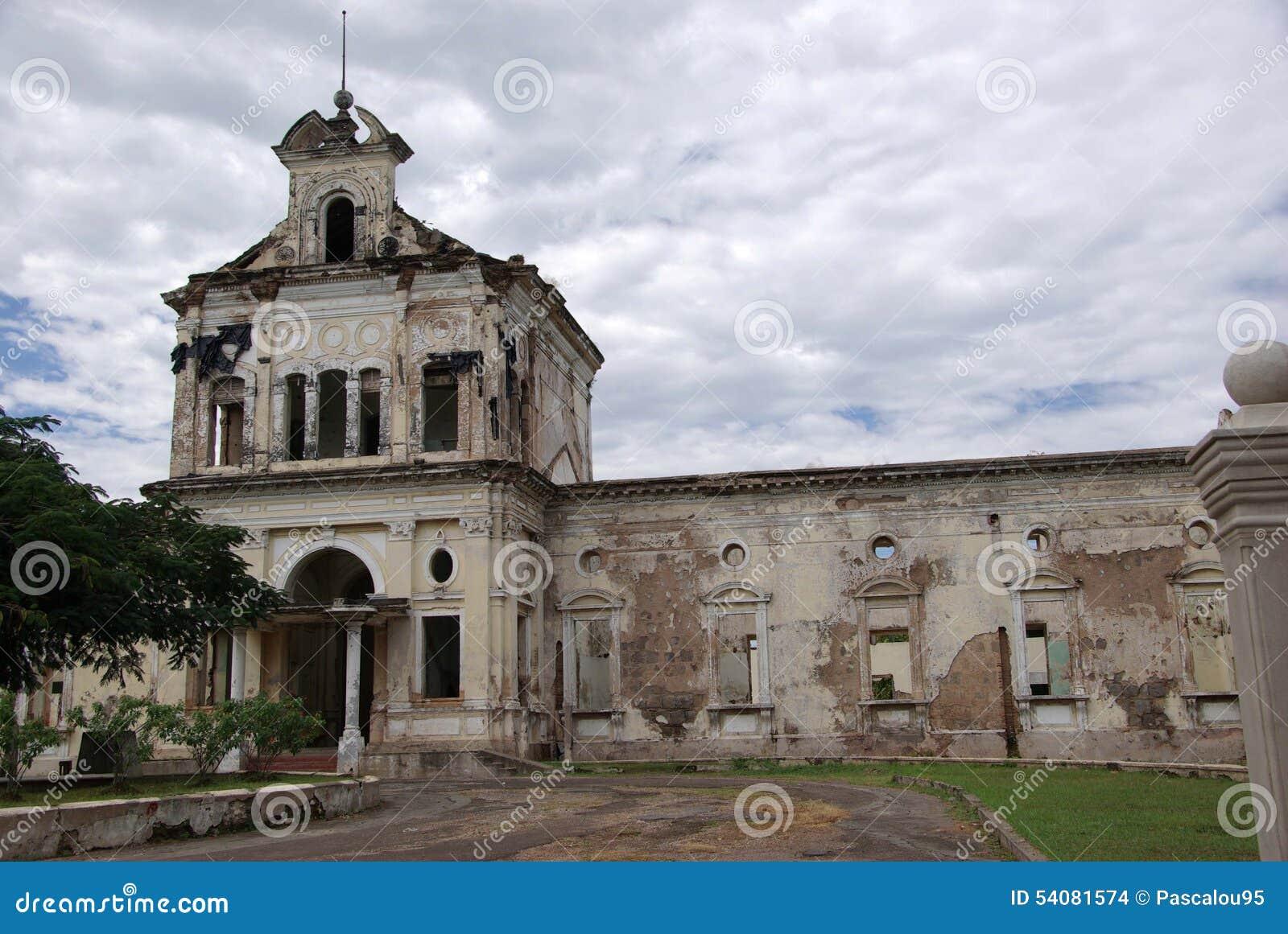 Kerk in Granada, Nicaragua