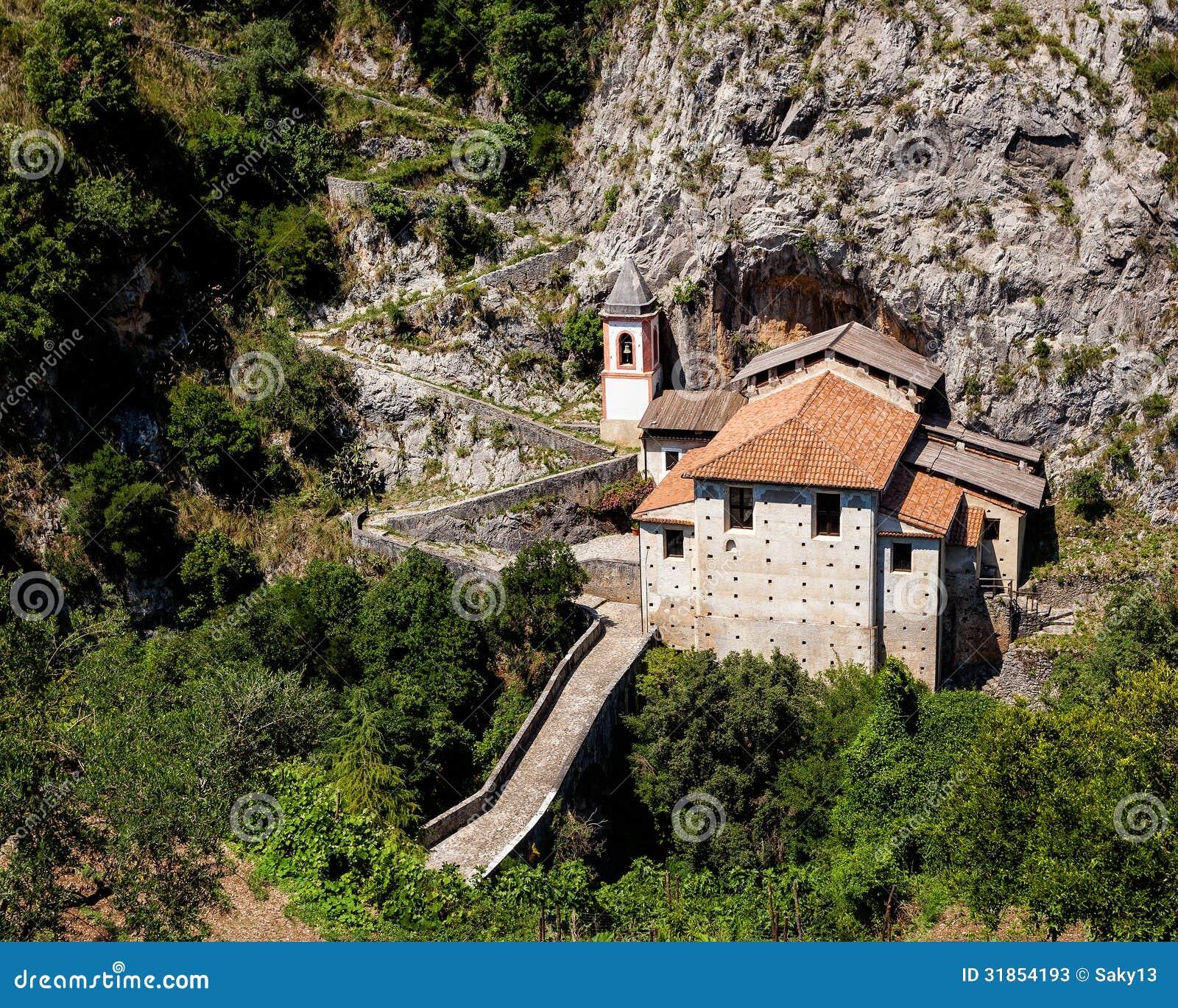 Kerk in Papasidero