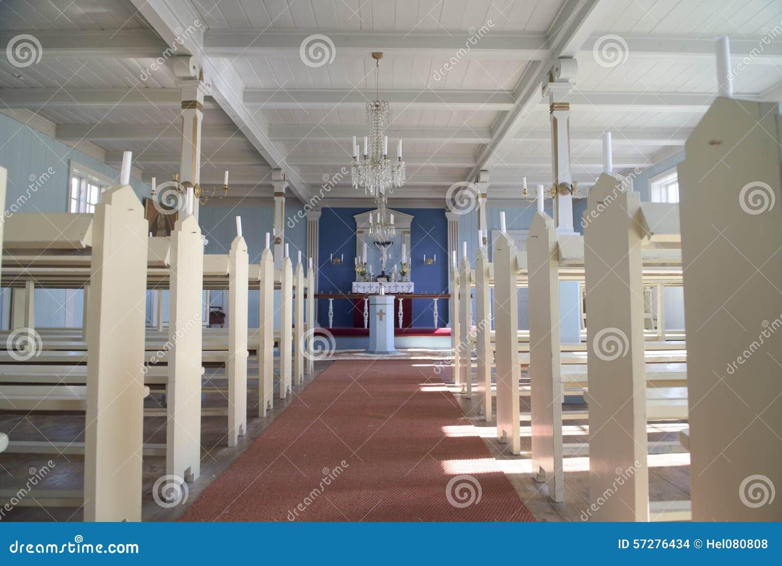Kerk van Alluitsoq, Groenland