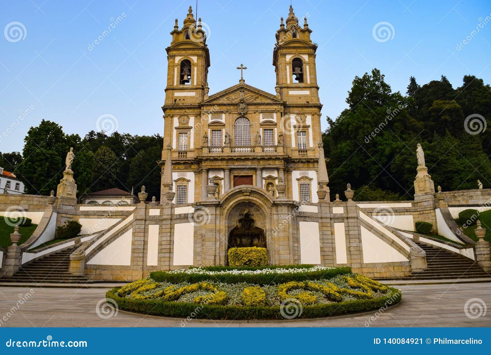 Kerk van Bom Jesus van Braga