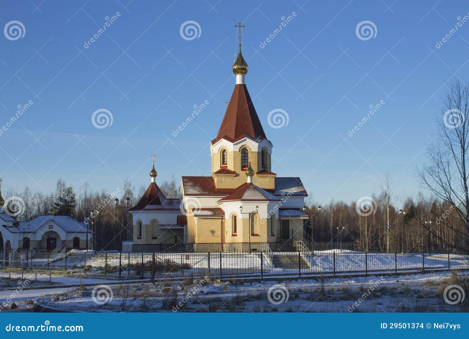 Kerk van de Heilige Martelaar Panteleimon in Petrozavodsk