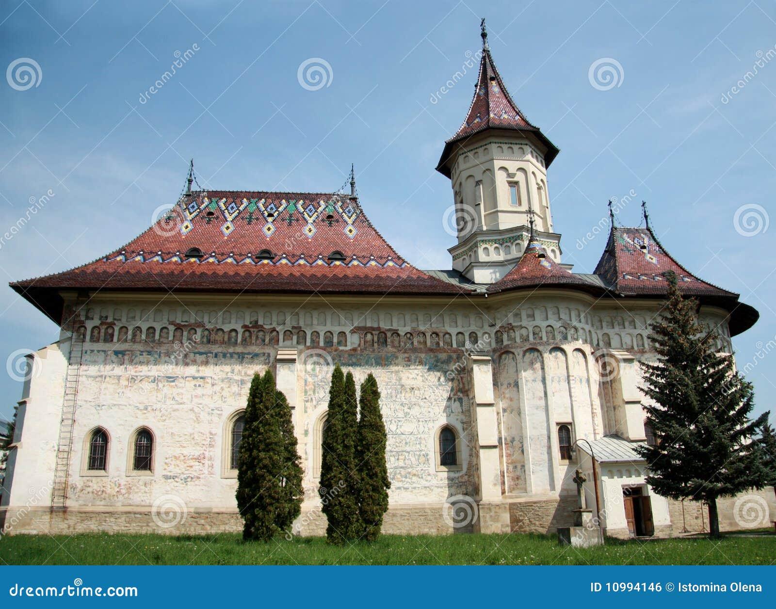 Kerk van Heilige George, Suceava, Roemenië