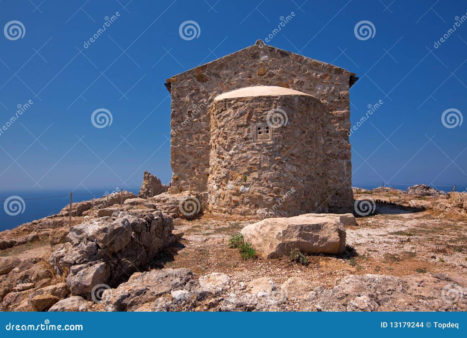 Kerkira φρουρίων παλαιό