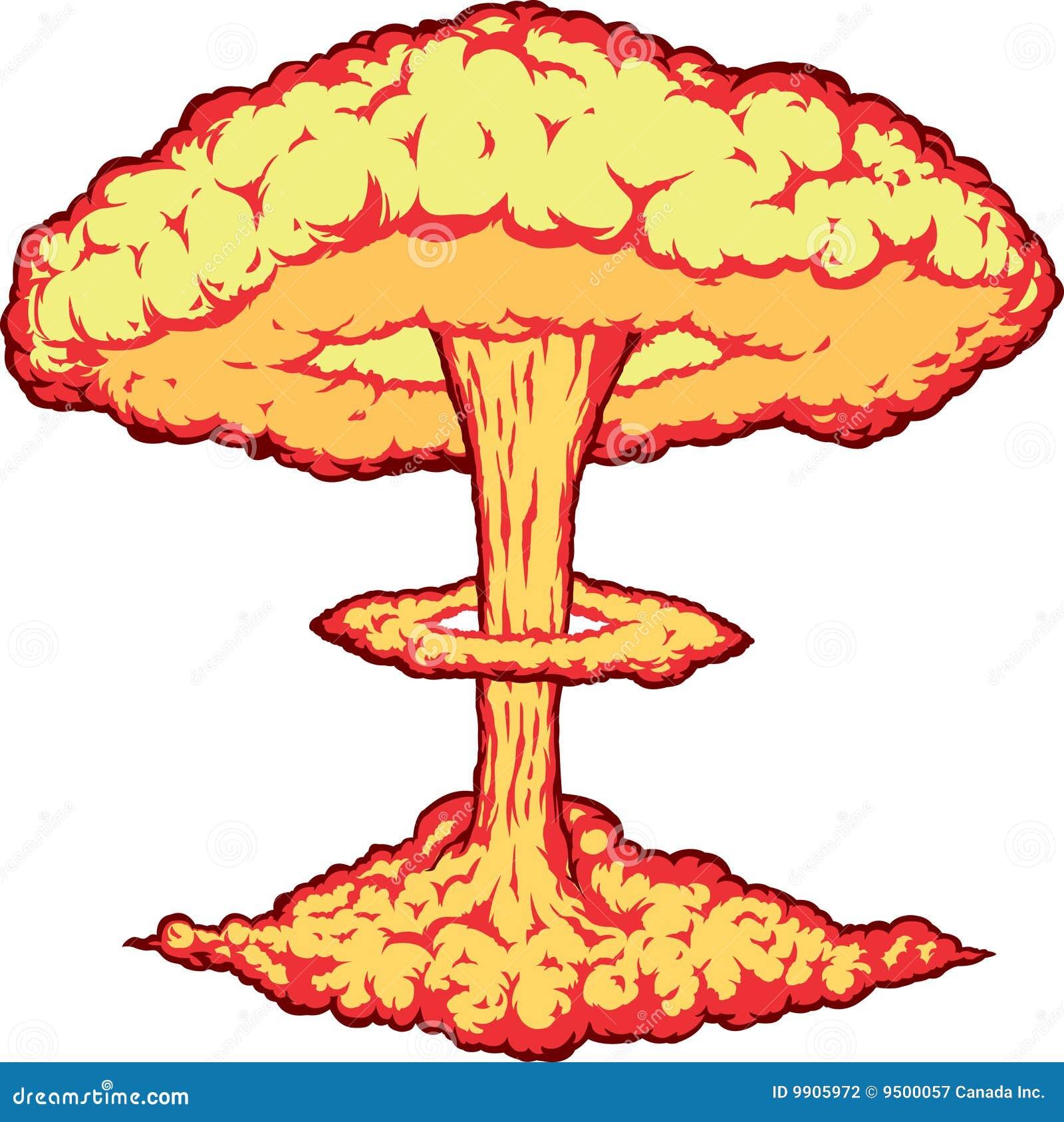 Kern explosie