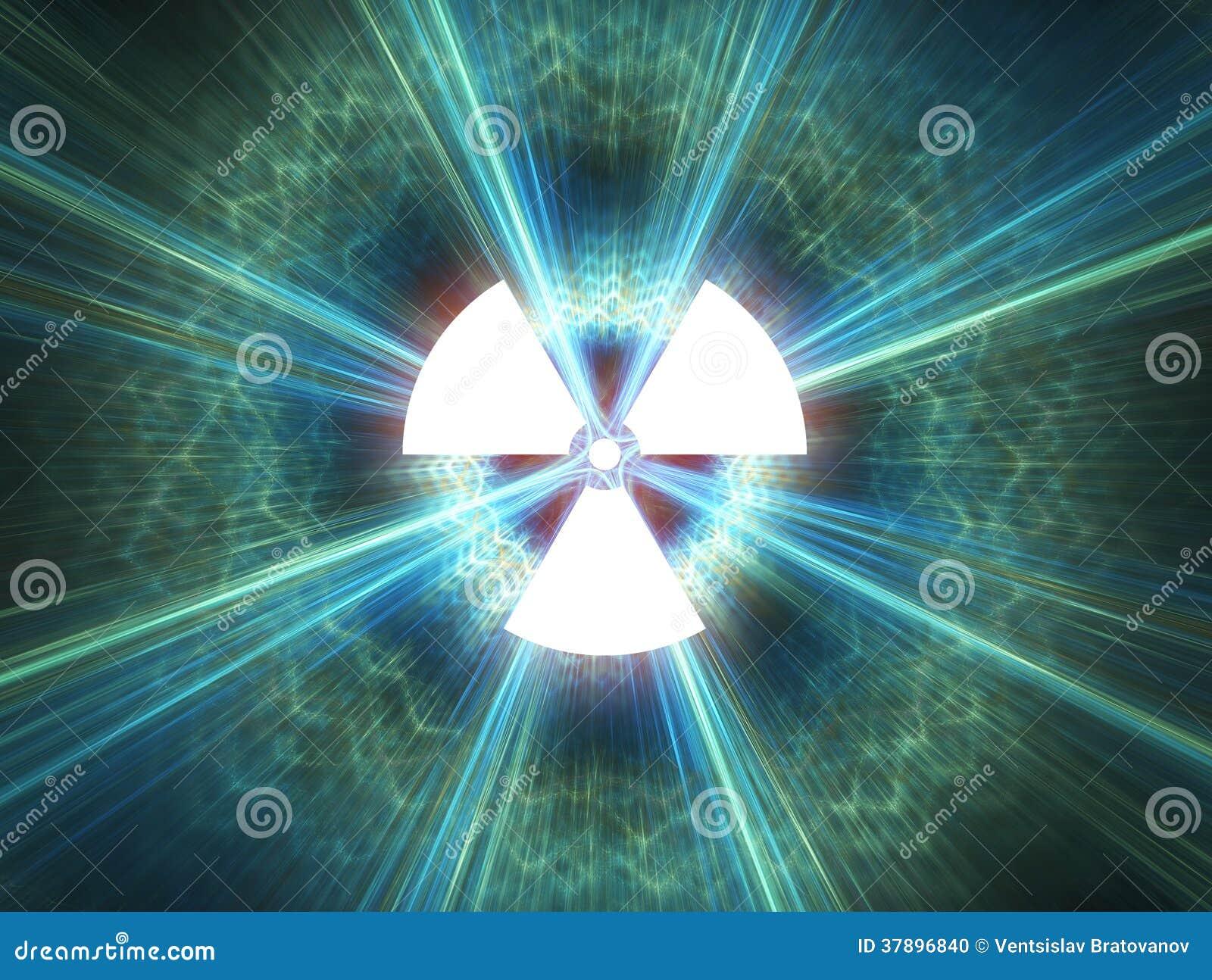 Kernstralingssymbool