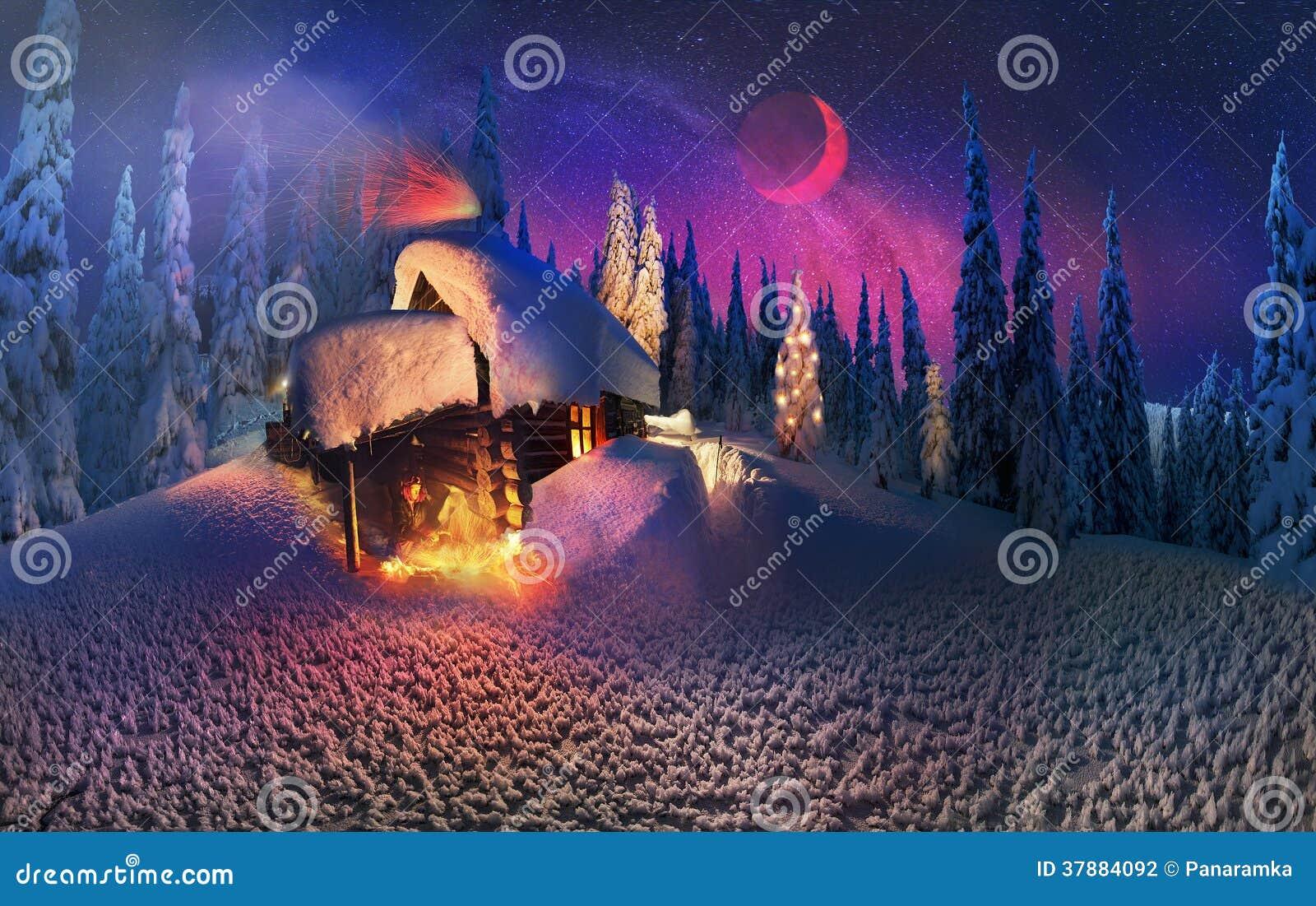 Kerstmis in de Karpaten