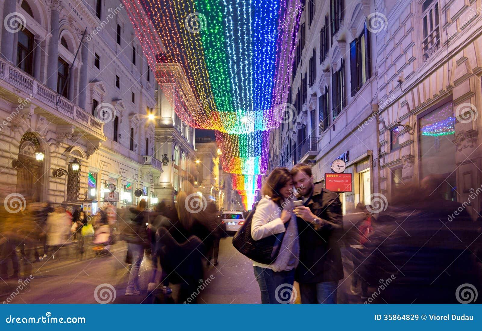 Kerstmis in Rome