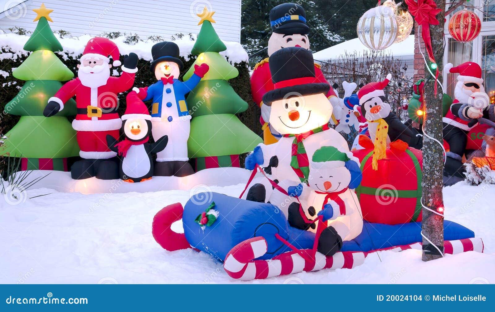 Kerstmis van het beeldverhaal