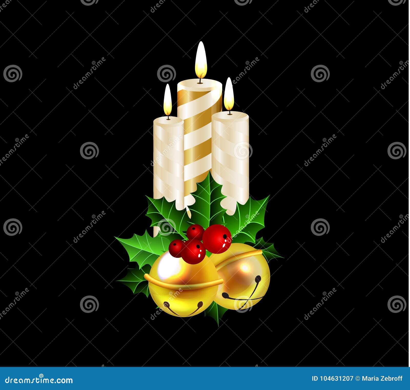 Download Kerstmisdecoratie Met Straatlantaarn Vector Illustratie - Illustratie bestaande uit altijdgroen, knipsel: 104631207