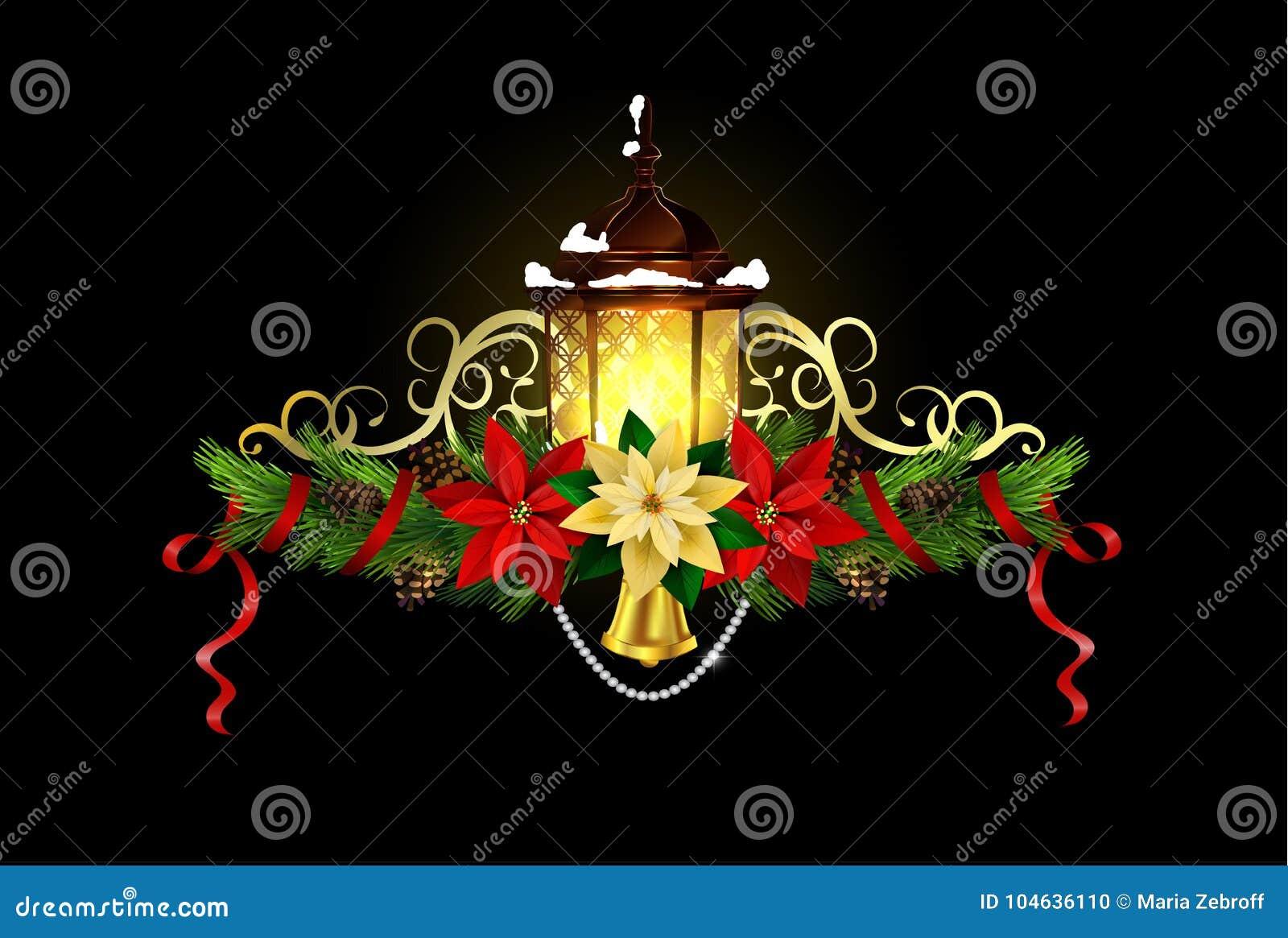 Download Kerstmiselementen Voor Uw Ontwerpen Vector Illustratie - Illustratie bestaande uit elementen, feestelijk: 104636110