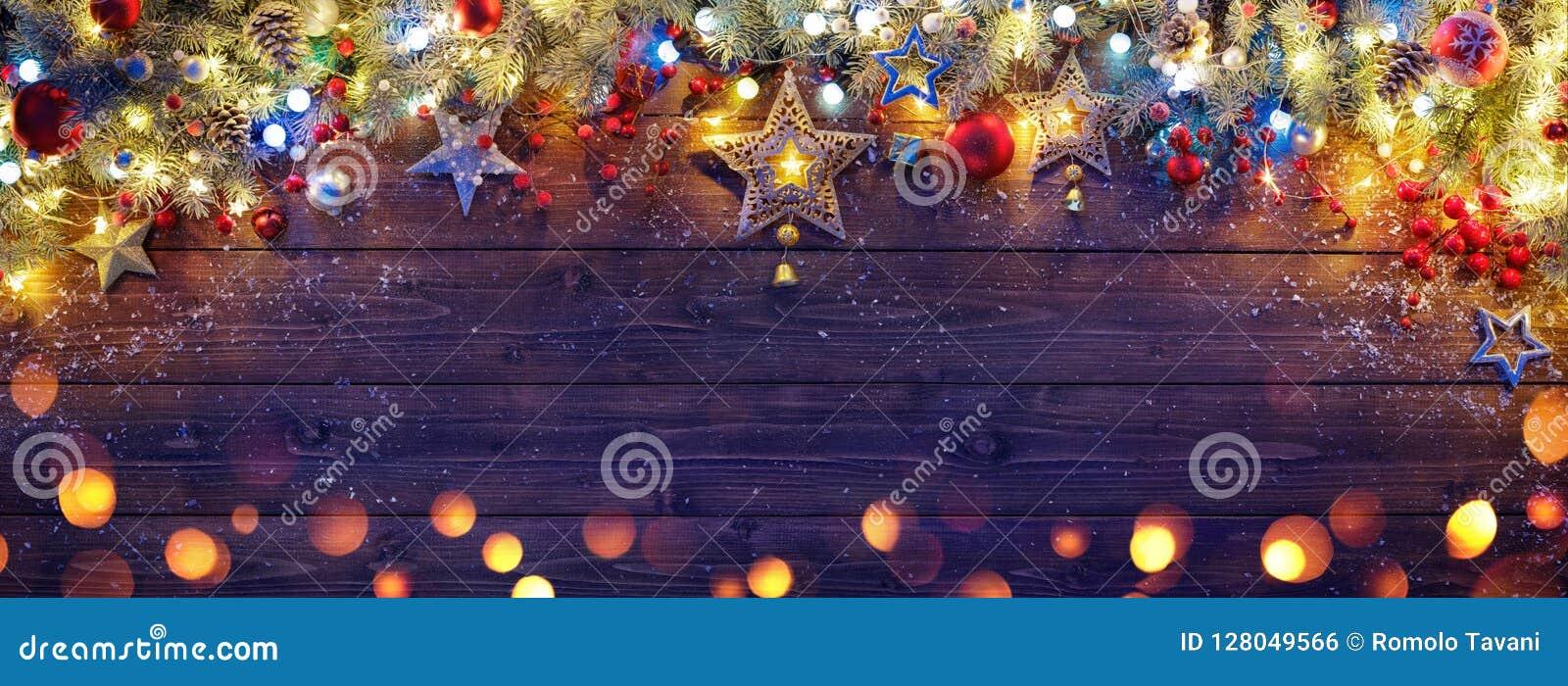Kerstmisornament met Spartakken en Lichten