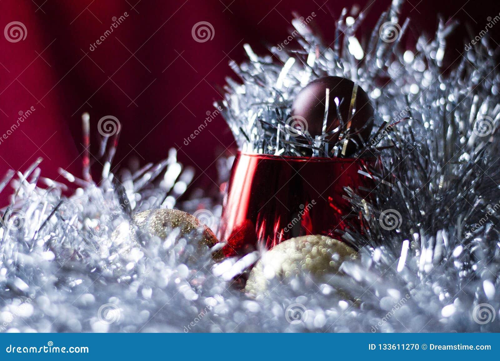 Kerstmisverhaal in klatergoud