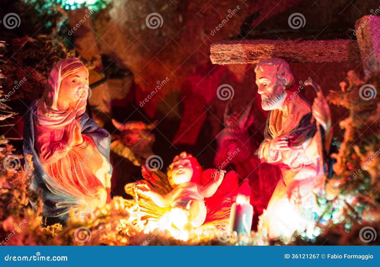 Kerstmisvoederbak