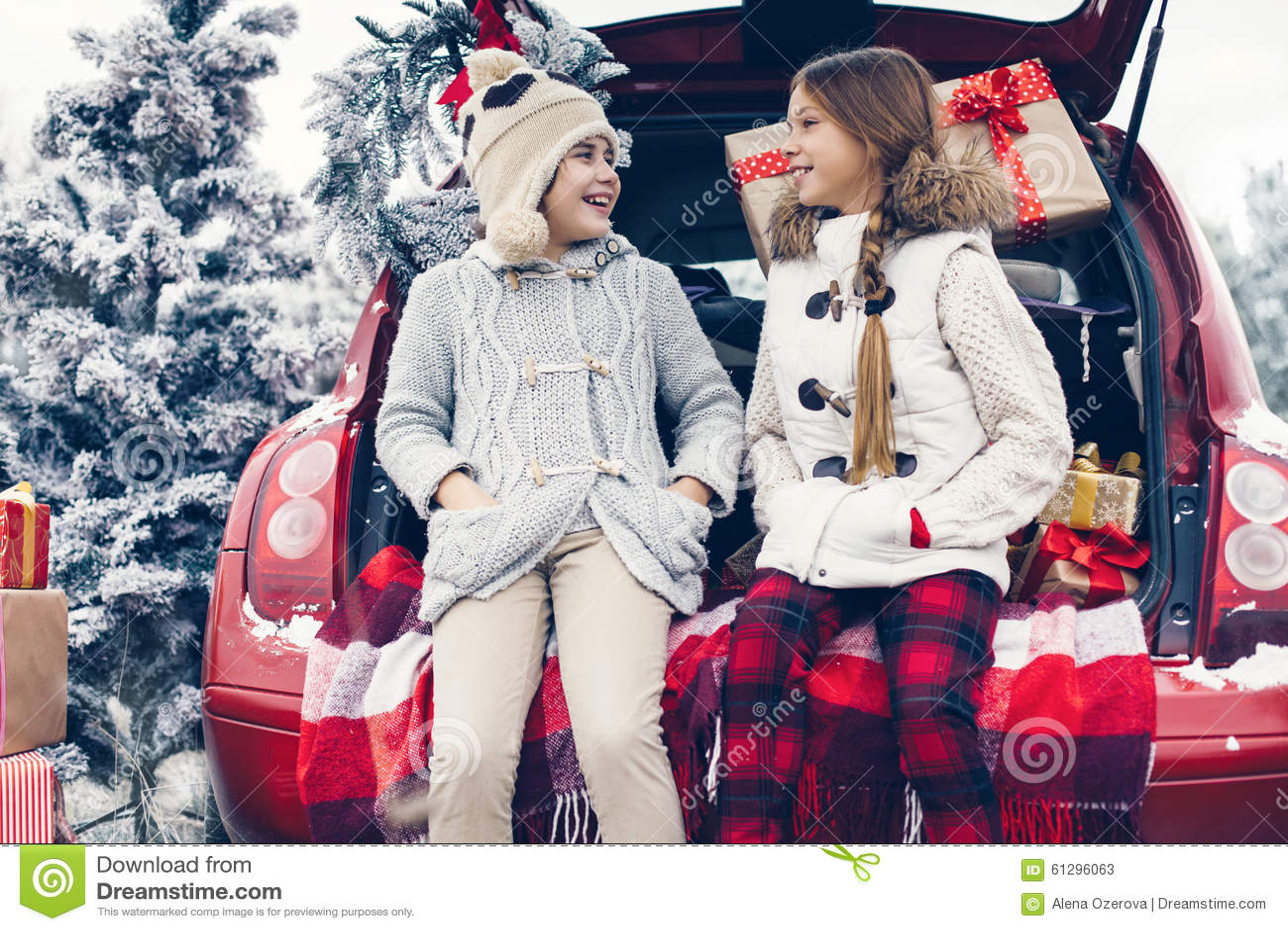 Kerstmisvoorbereidingen