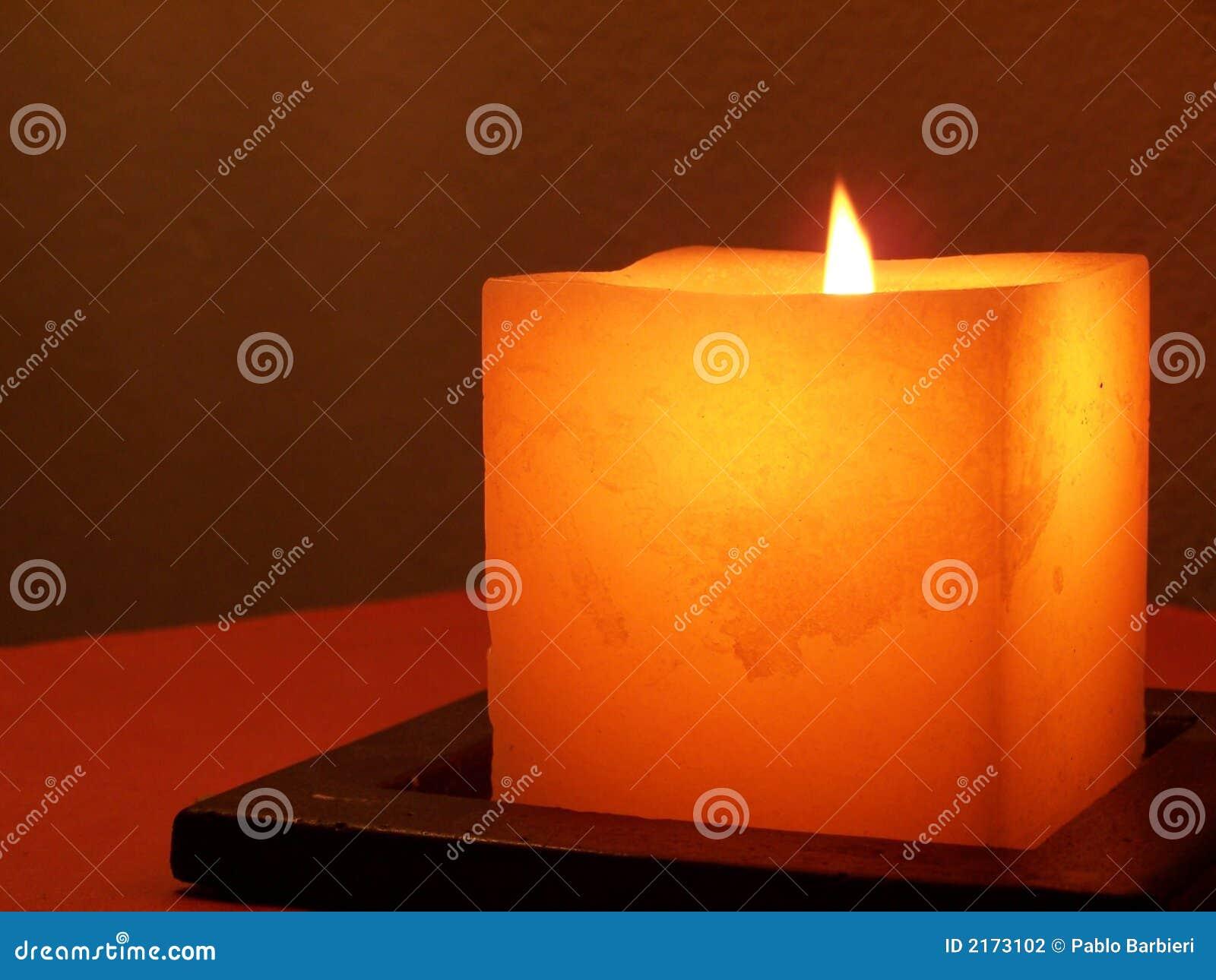 Kerze 2