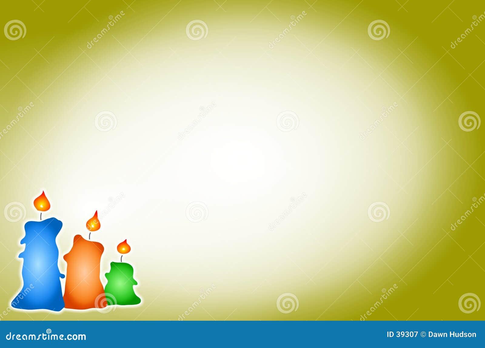 Kerzen Hintergrund-