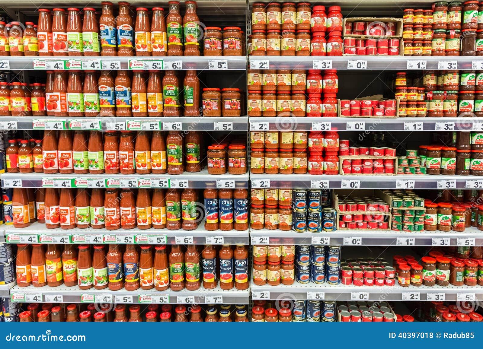 Ketchup Tomato Sauce Bottles