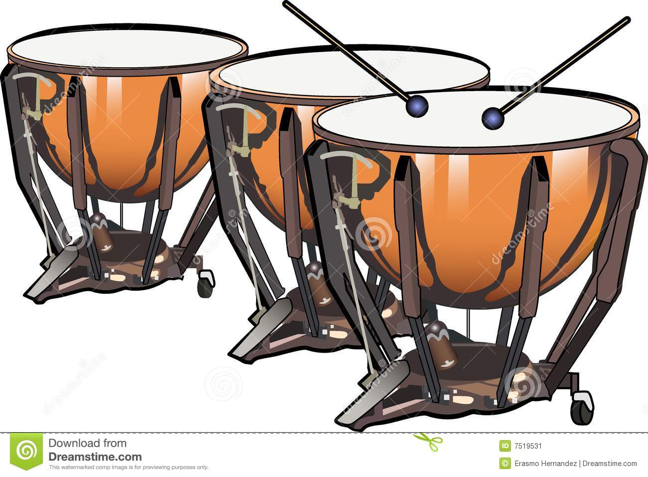 Displaying 11> Images For - Timpani Clipart...