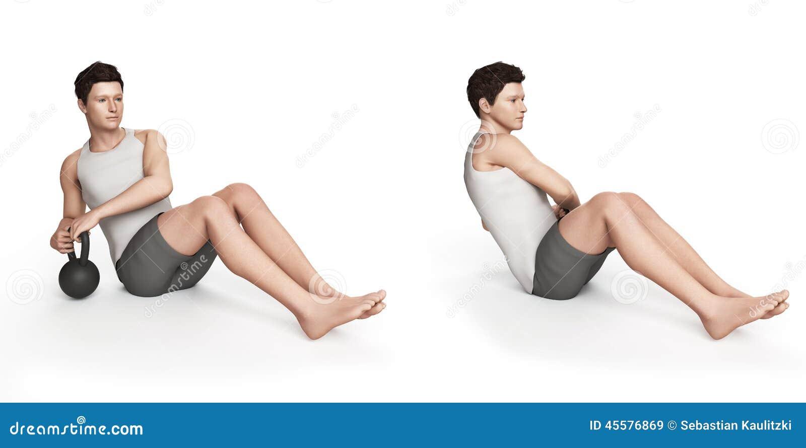 kettlebell bung stock abbildung bild 45576869. Black Bedroom Furniture Sets. Home Design Ideas