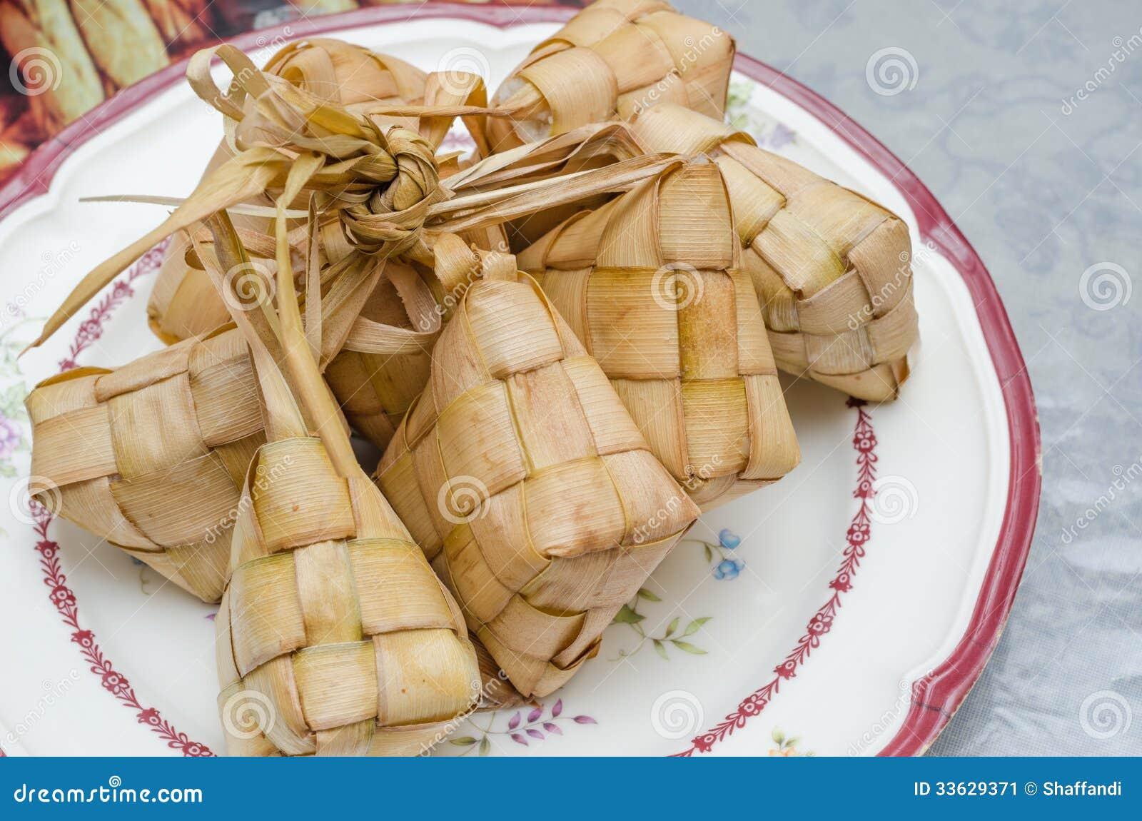 ketupat rice dumpling is - photo #4