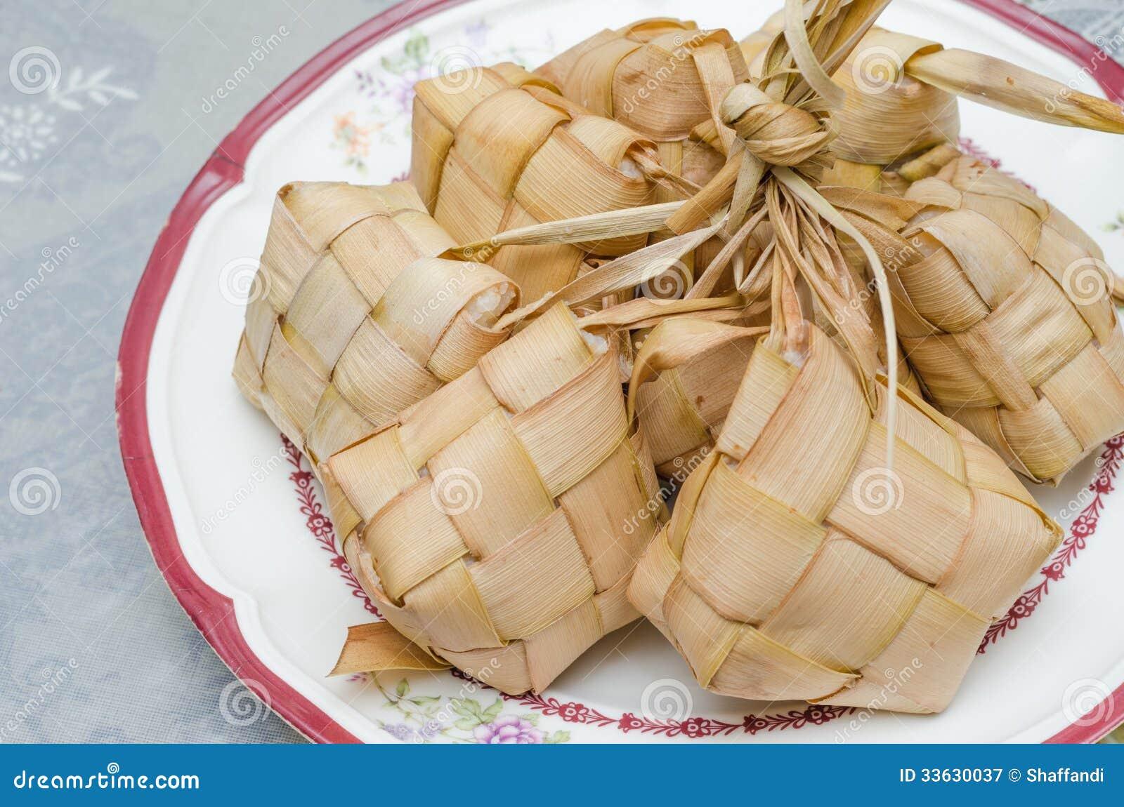 ketupat rice dumpling is - photo #1