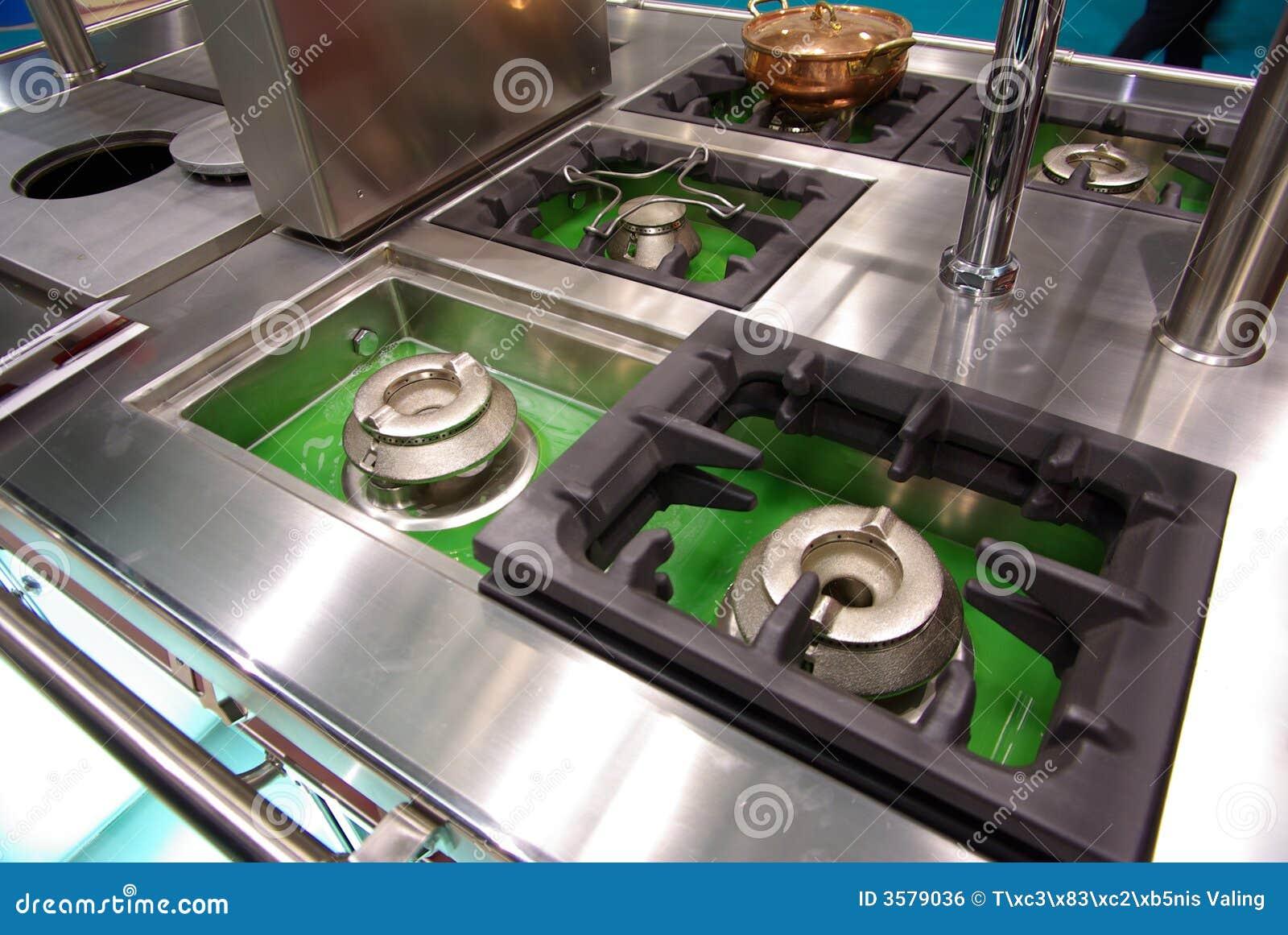 Keuken cooktops