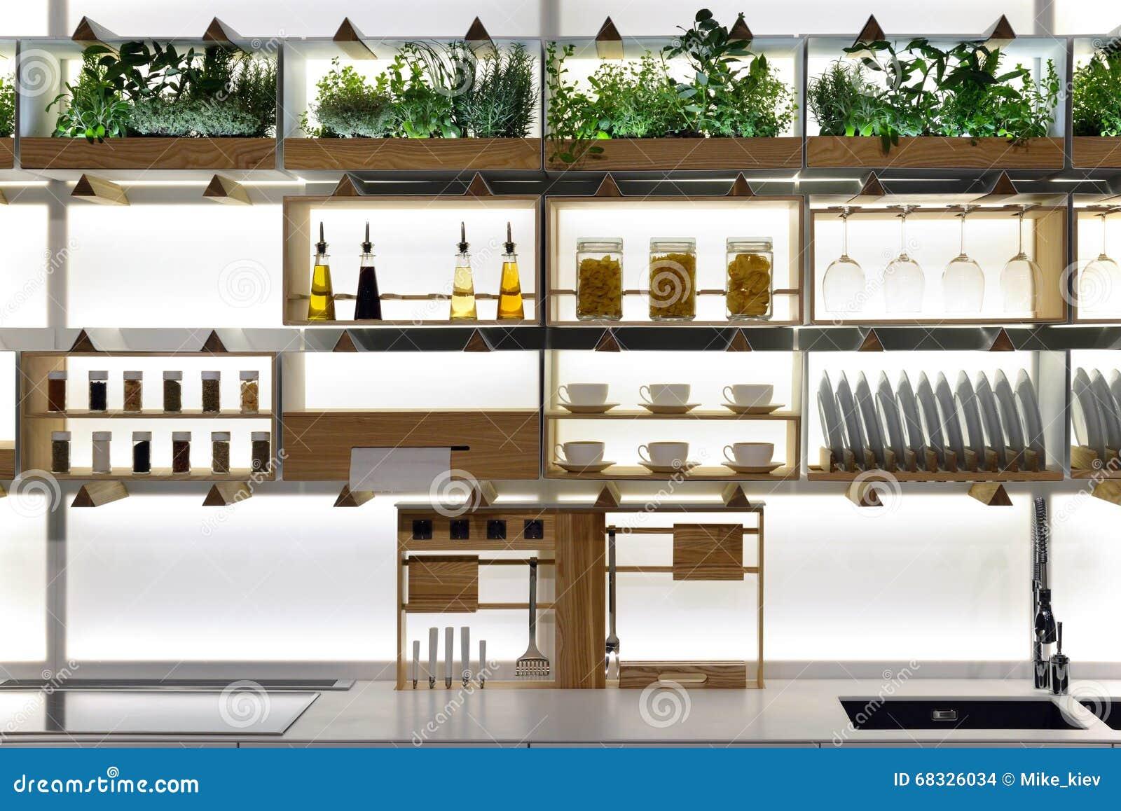 Keukenplanken stock foto   afbeelding: 68326034