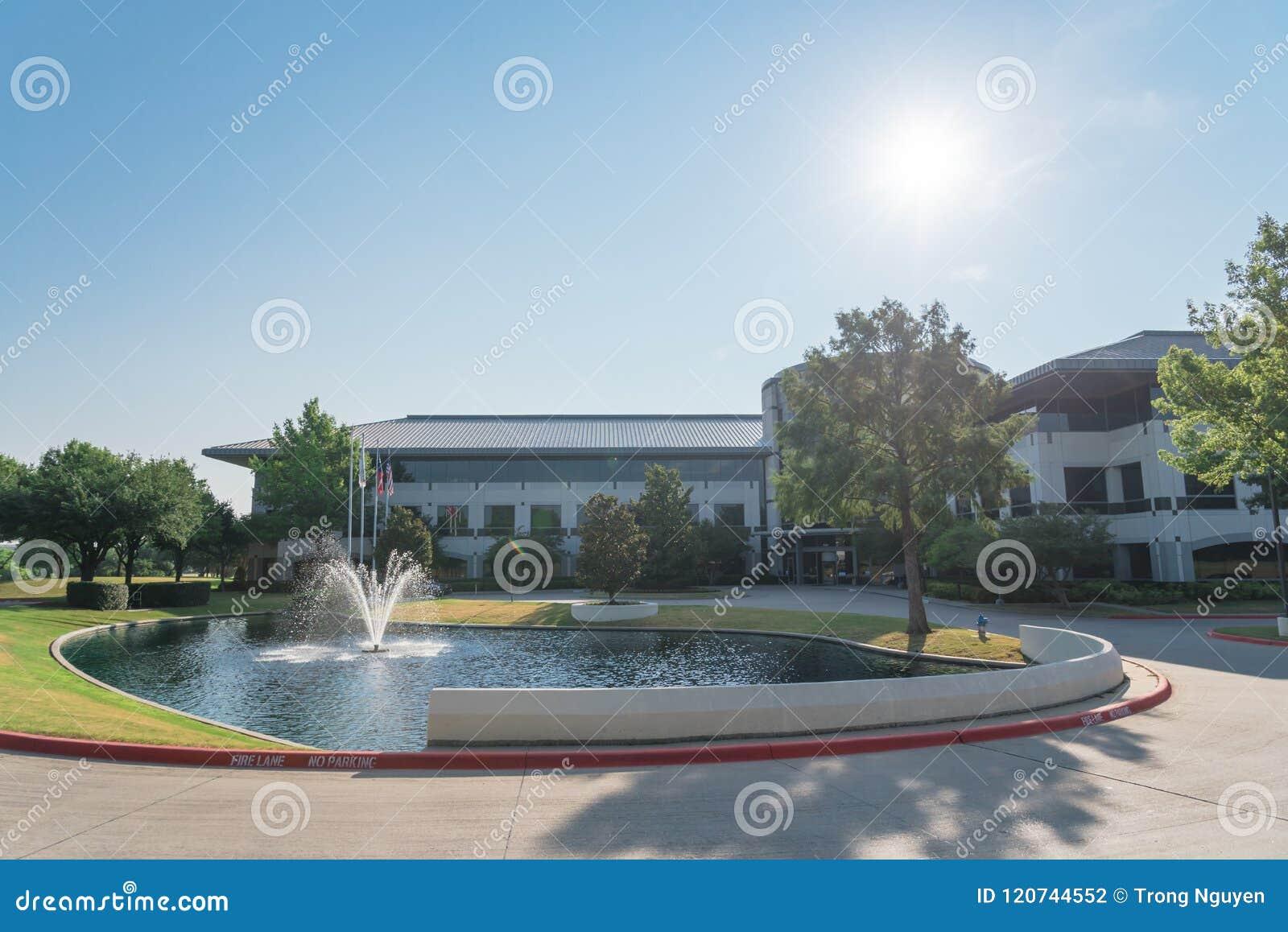Keurig Pepper博士公司总部校园在普莱诺,德萨岛