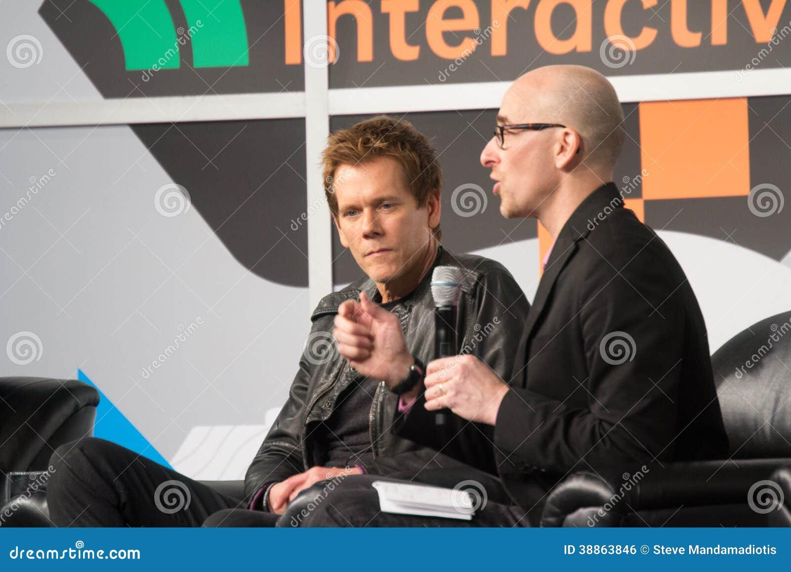 Kevin Bacon przy SXSW 2014
