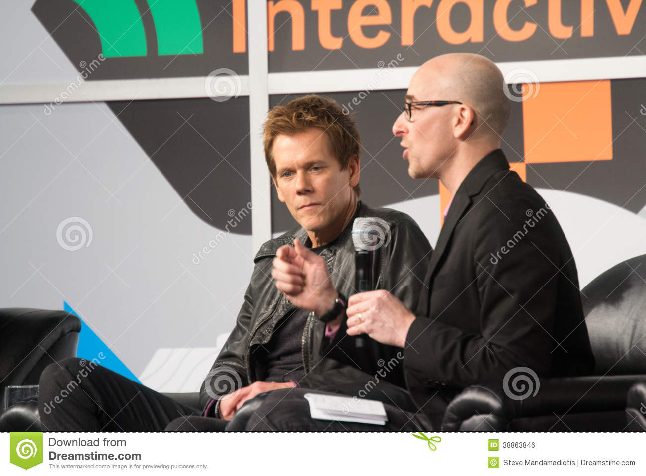 Kevin Bacon an SXSW 2014