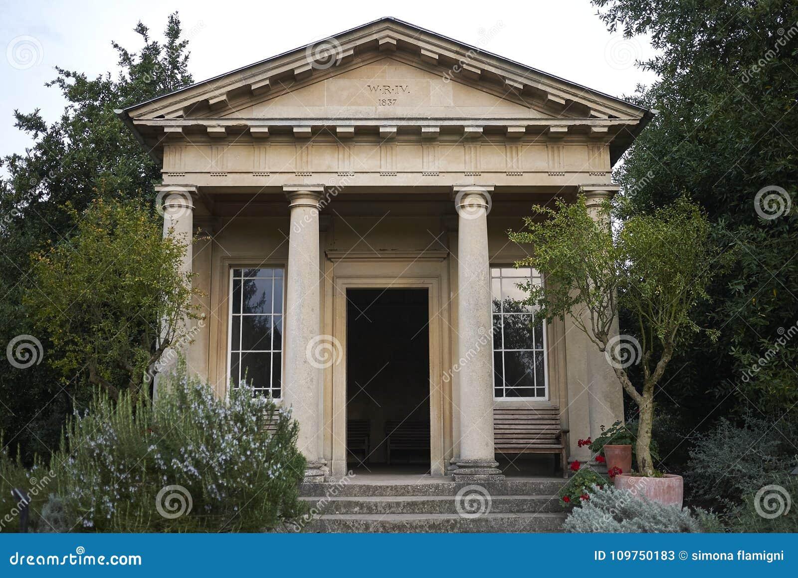 Kew-Garten-Tempel