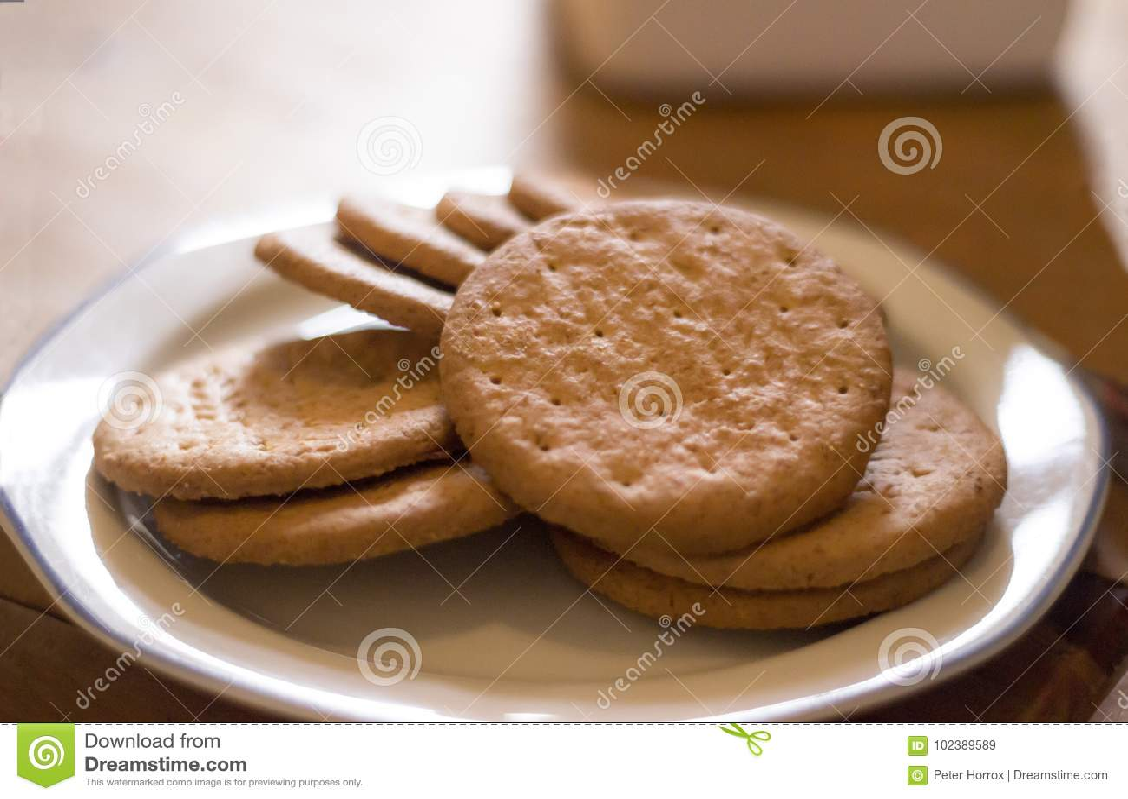 Kex eller kakor