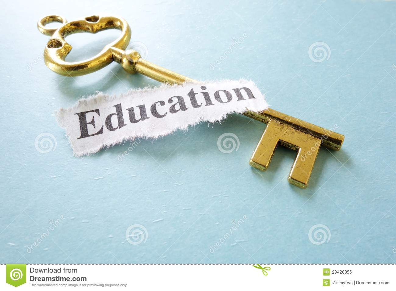 an analysis of education being the key to success The concept of key success factors: theory and method  for being on a market 5 key success factors differ in  both research and education,.