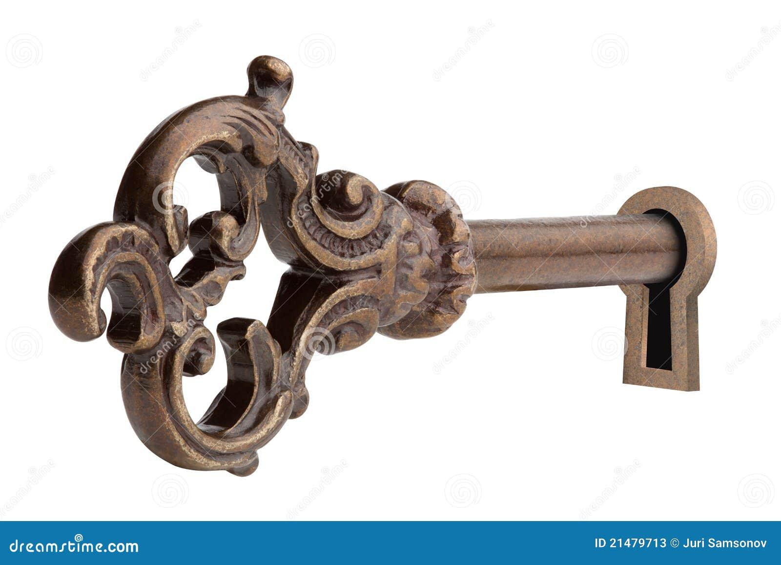 Key keyholetappning