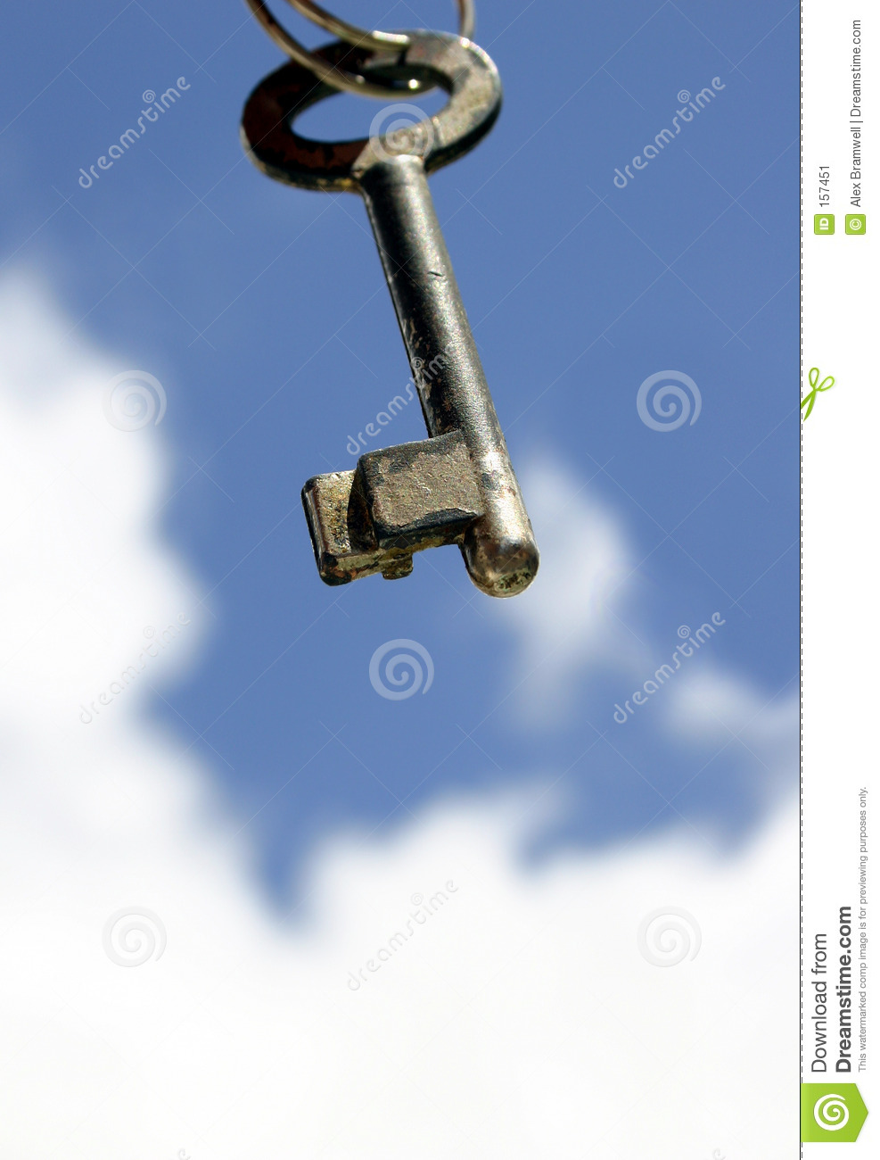 Key out of Reach