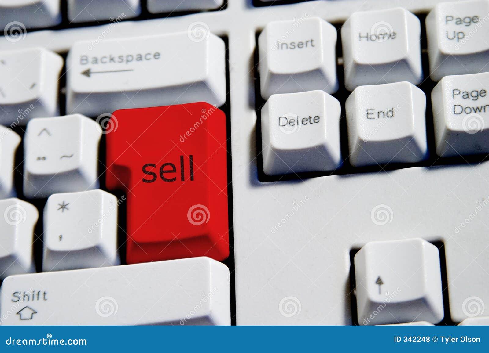 Key röd sell
