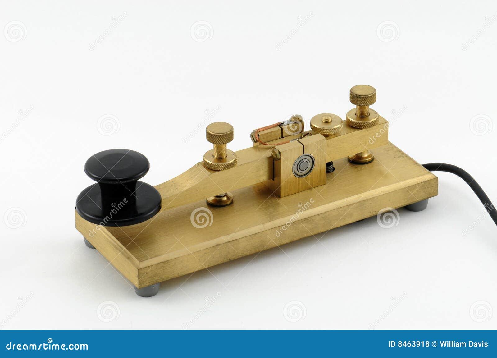 Key telegraf 3