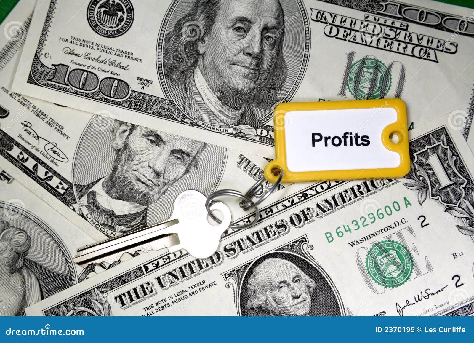Key to profits
